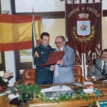 Premiazione Miguel Dominguez Martinez 1995