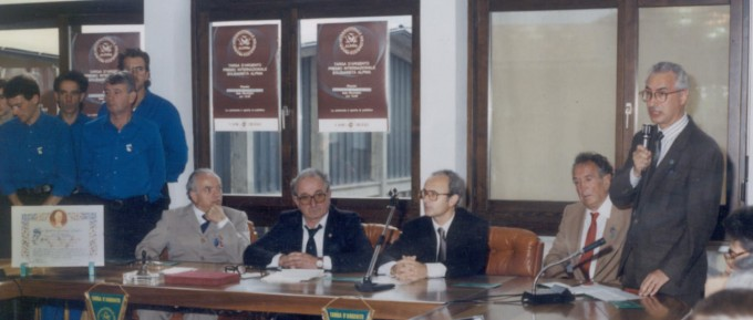 Cerimonia 1990