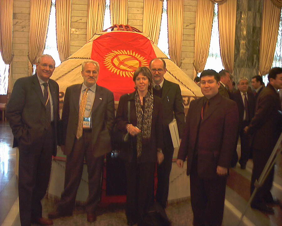 Kirghizistan 2002