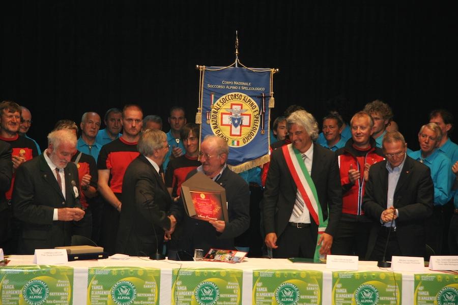 Socio onorario CNSAS 2011