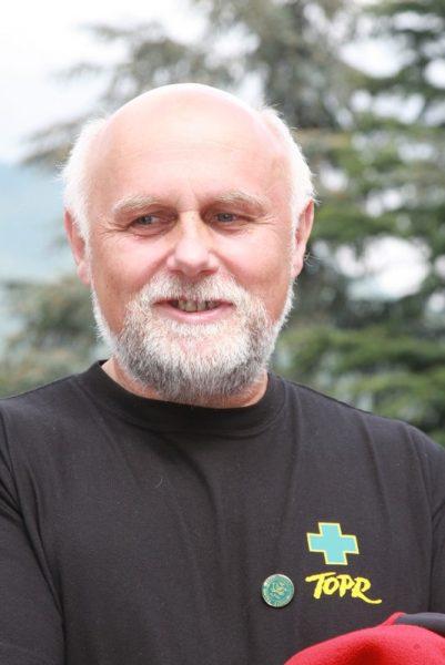 Roman Kubin soccorritore del TOPR